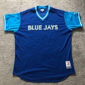 Blue Jays Josh Donaldson Jersey Men's SZ 52